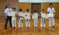 2014年9月21日 第2回武心杯九州空手道選手権大会の画像