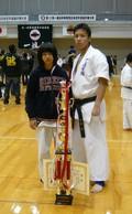 2010年12月5日 第12回一進会杯争奪西日本空手道選手権大会の画像