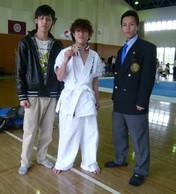 2011年5月15日 第14回オープントーナメント勇真会体重別空手道選手権大会の画像