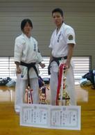 2011年10月23日 第1回北部九州空手道選手権大会の画像