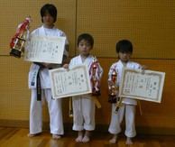 2012年12月2日 Point&K.O.第24回全九州空手道選手権大会の画像