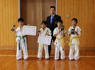 2013年9月22日 第1回武心杯九州空手道選手権大会の画像