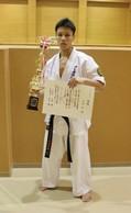 2013年11月24日 第12回オープントーナメント福岡県空手道選手権大会の画像