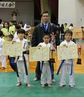 2014年3月30日 第12回昇龍門ジュニア空手道選手権大会の画像