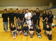 2011年6月19日 第3回統一全日本空手道選手権大会の画像