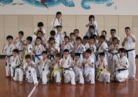 第1回天道会館夏合宿 (2015.8.29~30)の画像