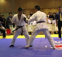 第6回MLFオープントーナメント全九州空手道選手権大会 結果 (2015.9.6)の画像