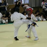 空手新人戦トーナメント交流試合 結果 (2016.9.18)の画像