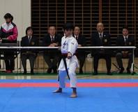 第14回福岡県中学生新人空手道大会 結果 (2019.12.1)の画像