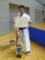 2013年12月1日 第15回一進会杯争奪西日本空手道選手権大会の画像