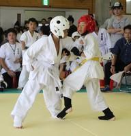 第9回麒麟杯実践空手道大会 組手之部 結果 (2015.9.22)の画像