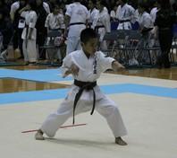 第17回一進会杯争奪西日本空手道選手権大会 結果 (2015.12.6)の画像