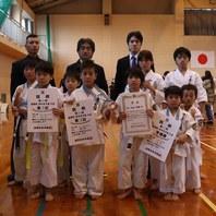 第41回遠賀町少年空手道大会 結果 (2019.11.17)の画像