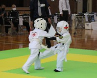 白石祭り!第2回連盟福岡ブロック主催空手道錬成大会 (2021.10.10)の画像